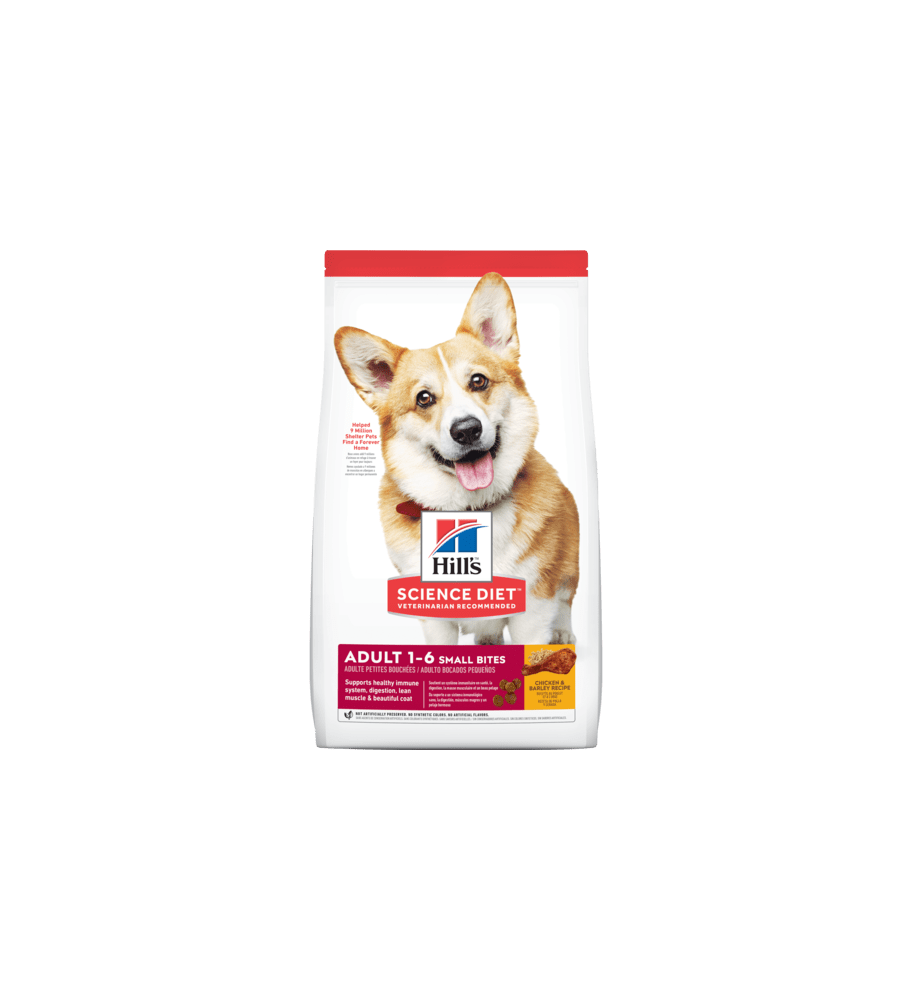 Alimento para perros Hills